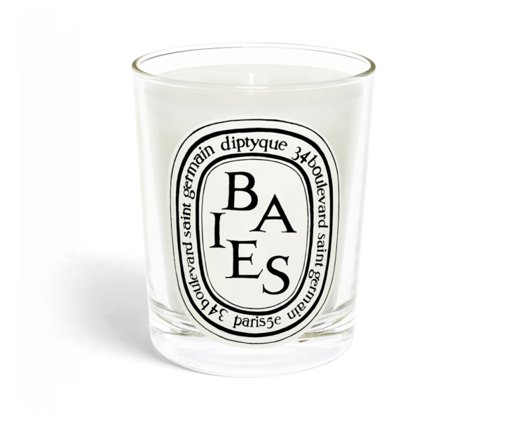 "DIPTYQUE ""BAIES"" SCENTED CANDLE"