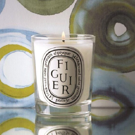"DIPTYQUE ""FIGUIER"" SCENTED CANDLE"