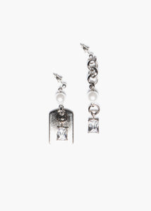 MATURA DIAMOND KEEPSAKE EARRINGS