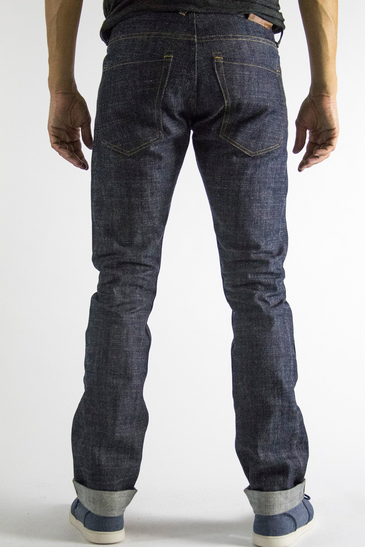 4.01.SV1 | Slim | Selvedge