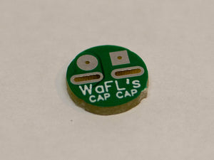 WaFL's Cap Cap (Set of 5) - $6 SHIPPED WITHIN USA - Wicked Quads