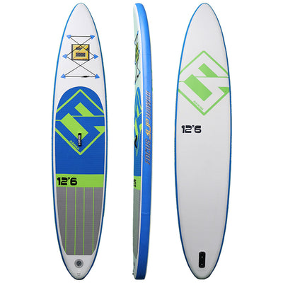 12'6 Inflatable sup board