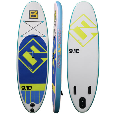 9'10 Focus Inflatable Paddle Board iSup