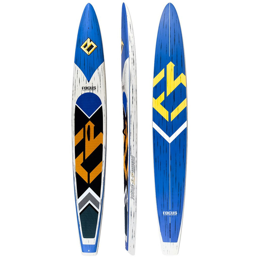 2018 Focus Bluefin Turbo Race Paddle Board 14