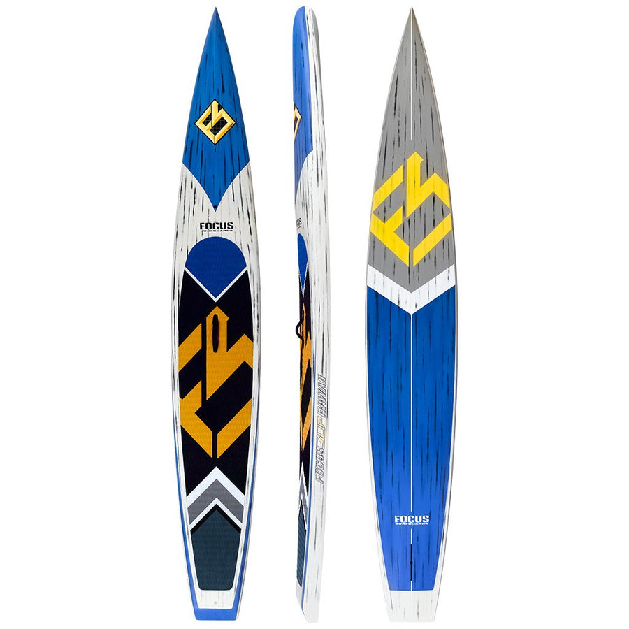 Cali Race Board 14' With Free Carbon Paddle