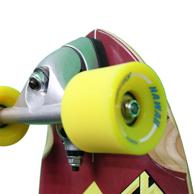 Focus Egg Surfskate Front Truck Wheel