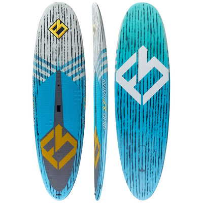 "Focus Smoothie 10'0"" ACT Carbon paddle board"