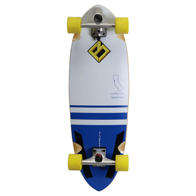 Speedy Surfskateboard