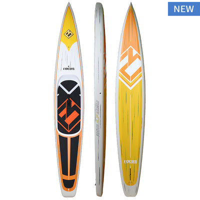 SuperFast Turbo Race SUP Board 14'0 x 21.5
