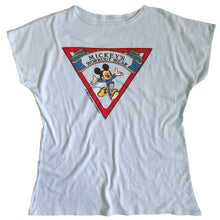 VINTAGE 80'S MICKEY WORKOUT TEE