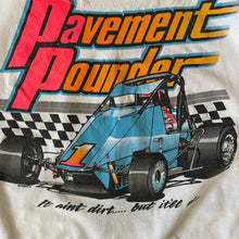 VINTAGE PAVEMENT POUNDER CROP TANK