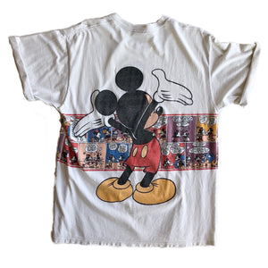 VINTAGE DISTRESSED MICKEY COMIC TEE