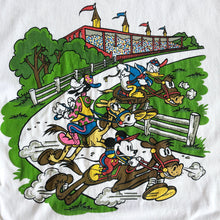 VINTAGE 90'S CARTOON DERBY TEE