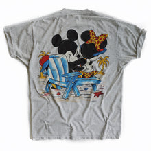 VINTAGE MICKEY & MINNIE BEACH DAY TEE