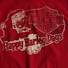 VINTAGE HOLIDAY HARLEY TEE