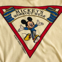 VINTAGE 80'S MICKEY WORKOUT TANK