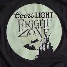 VINTAGE COORS LIGHT FRIGHT ZONE TEE