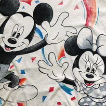 VINTAGE CELEBRATION MICKEY & MINNIE TEE