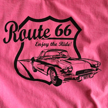 VINTAGE ENJOY THE RIDE TEE