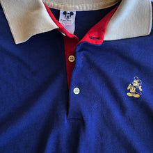VINTAGE 70'S MICKEY CROPPED POLO