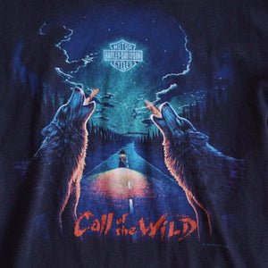 VINTAGE HARLEY CALL OF THE WILD TEE