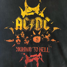 VINTAGE ACDC MUSCLE TEE