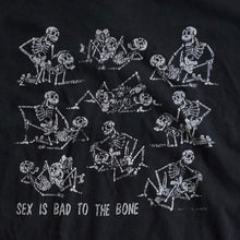 VINTAGE SEX IS BAD TO THE BONE TEE