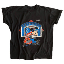 VINTAGE LIVE TO RIDE MICKEY TEE