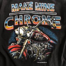 VINTAGE MAKE MINE CHROME LONG SLEEVE