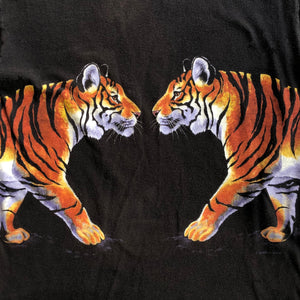VINTAGE 90'S DOUBLE TIGER TEE
