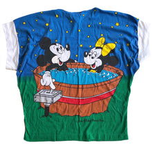 VINTAGE MICKEY & MINNIE HOT TUB TEE