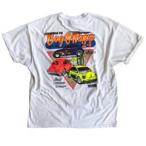 VINTAGE VW BEETLE TOUR TEE