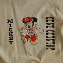 VINTAGE GONE COUNTRY MICKEY TEE