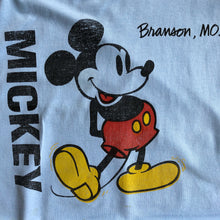VINTAGE CLASSIC MICKEY CROP TEE