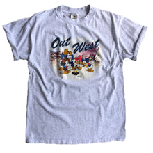 VINTAGE CARTOON OUT WEST TEE