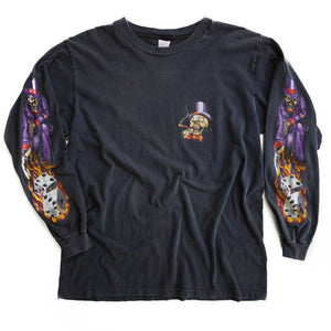 VINTAGE PLAY THE GAME LONG SLEEVE