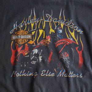 VINTAGE HARLEY NOTHING ELSE MATTERS TEE