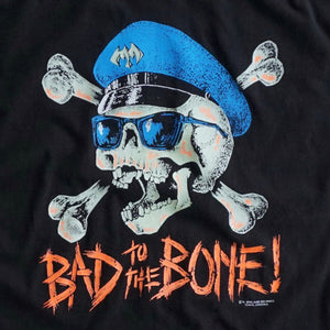 VINTAGE BAD TO THE BONE TEE
