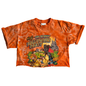 VINTAGE HALLOWEEN MICKEY'S NOT SO SCARY CROP TEE