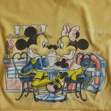 VINTAGE DATE NIGHT MICKEY & MINNIE CROP TEE