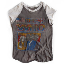 VINTAGE 80'S DISTRESSED THE WHO TEE