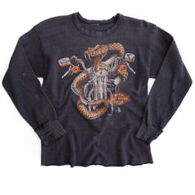 VINTAGE HARLEY DISTRESSED THERMAL