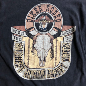 VINTAGE HARLEY RODEO LONG SLEEVE