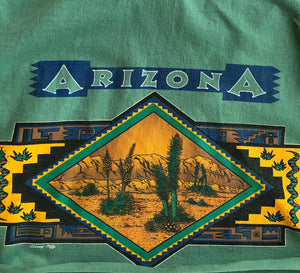VINTAGE ARIZONA CROP TEE