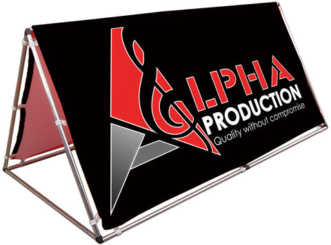 Alpha Production A Frame