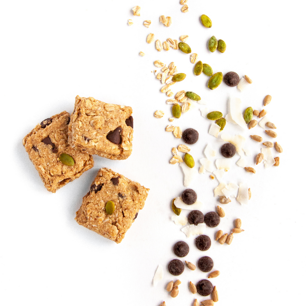Load image into Gallery viewer, Super Omega Squares-Chocolate Chip