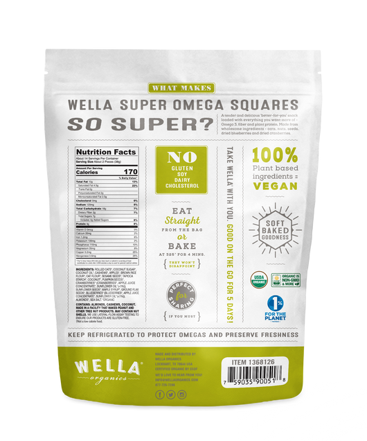 Super Omega Square Combo Pack