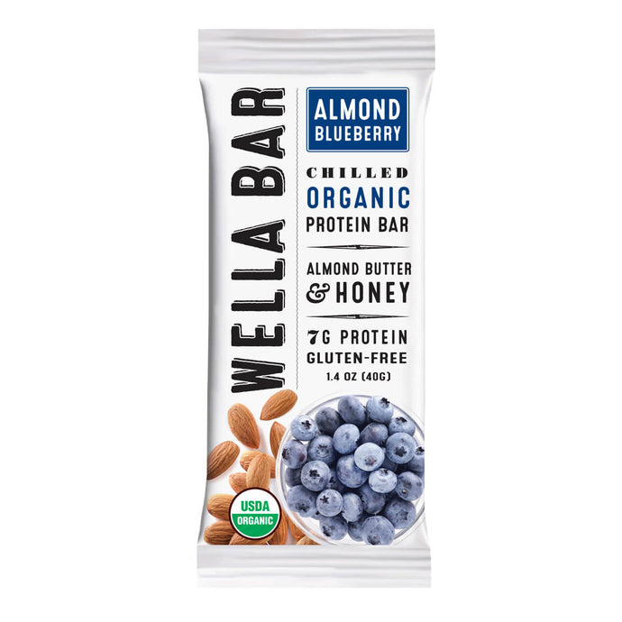 Almond Blueberry