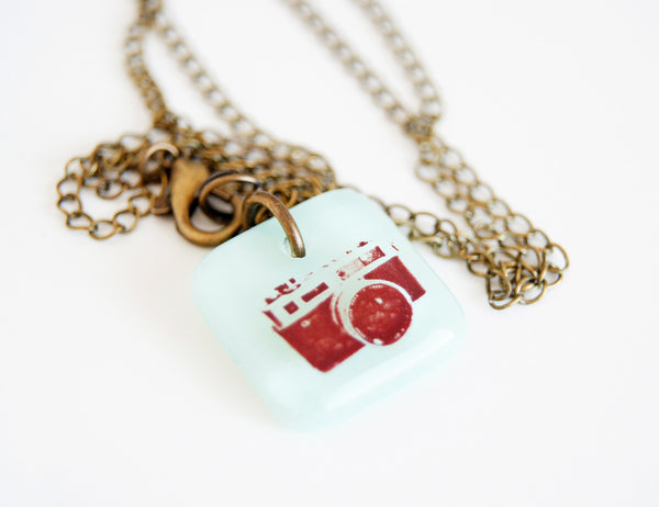 35mm Camera Necklace