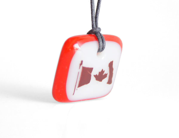 Canada jewellery for visitors' gifts.
